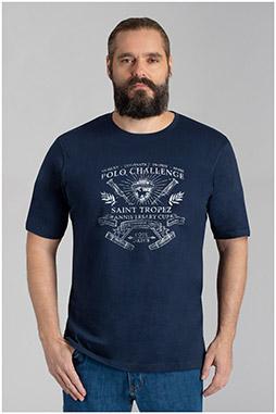 Sport, Camisetas M. Corta, 110353, MARINO