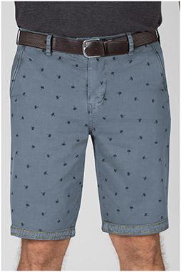 Pantalones, Bermudas, 110355, INDIGO