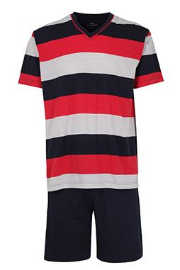 Homewear, Pijama M. Corta, 110376, MARINO