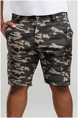 Pantalones, Bermudas, 110378, KAKI