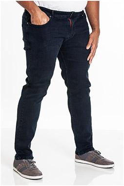 Pantalones, Vaqueros, 110384, INDIGO