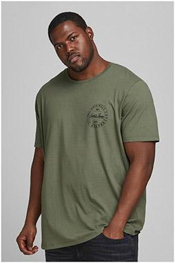 Sport, Camisetas M. Corta, 110399, OLIVA