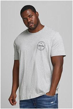 Sport, Camisetas M. Corta, 110399, GRIS MEDIO