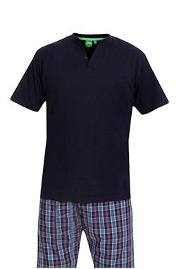 Homewear, Pijama M. Corta, 110413, MARINO