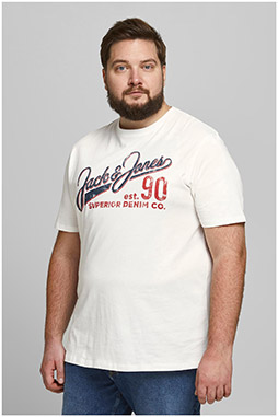 Sport, Camisetas M. Corta, 110436, BLANCO