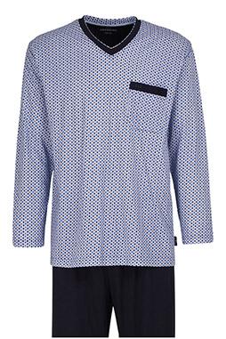 Homewear, Pijama M. Larga, 110472, MARINO