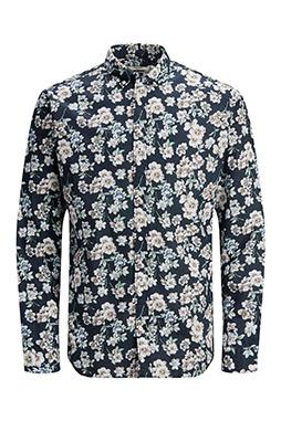 Camisas, Sport Manga Larga, 110509, MARINO