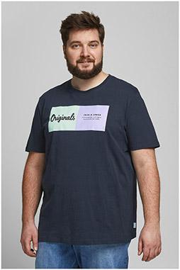 Sport, Camisetas M. Corta, 110510, MARINO