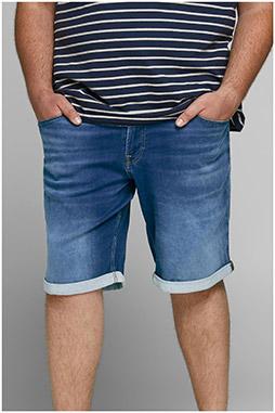 Pantalones, Bermudas, 110512, INDIGO