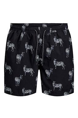 Pantalones, Bañadores, 110521, NEGRO