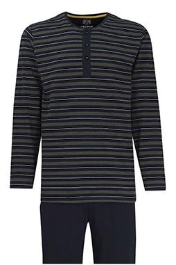 Homewear, Pijama M. Larga, 110536, MARINO