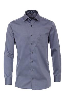 Camisas, Vestir Manga Larga, 110556, CELESTE