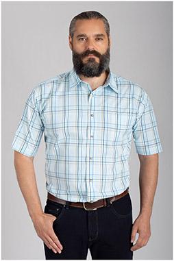 Camisas, Sport Manga Corta, 110576, MENTA