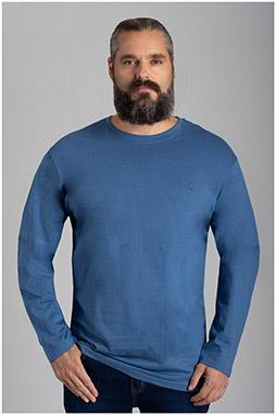 Sport, Camisetas M. Larga, 110593, AZAFATA