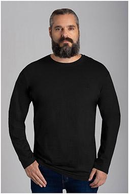 Sport, Camisetas M. Larga, 110593, MARINO