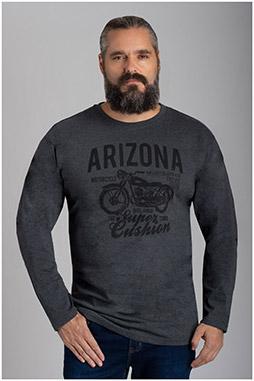 Sport, Camisetas M. Larga, 110594, MARENGO