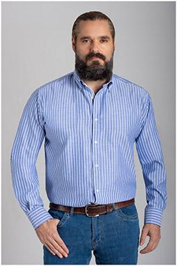 Camisas, Sport Manga Larga, 110639, DUCADOS