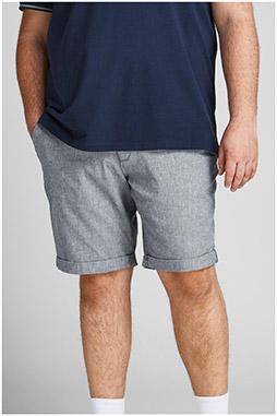 Pantalones, Bermudas, 110692, INDIGO