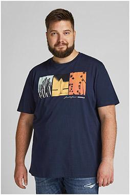 Sport, Camisetas M. Corta, 110710, MARINO