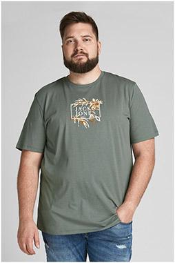 Sport, Camisetas M. Corta, 110713, KAKI