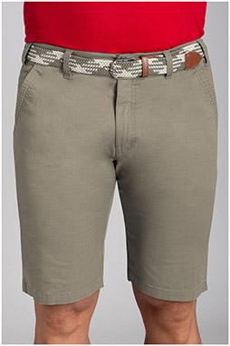 Pantalones, Bermudas, 110733, BEIGE
