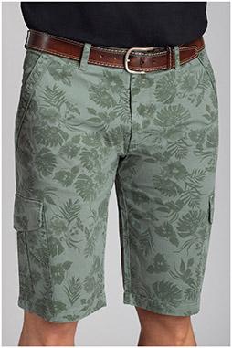 Pantalones, Bermudas, 110736, KAKI