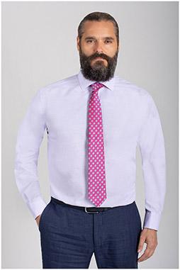 Camisas, Vestir Manga Larga, 110742, MALVA