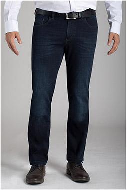 Pantalones, Vaqueros, 110781, AZUL OSCURO