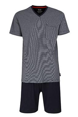 Homewear, Pijama M. Corta, 110824, MARINO