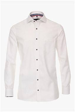 Camisas, Vestir Manga Larga, 110828, BLANCO