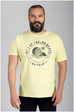 Sport, Camisetas M. Corta, 110847, LIMON