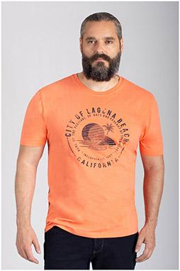 Sport, Camisetas M. Corta, 110847, NARANJA