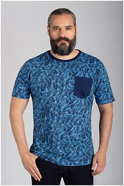 Sport, Camisetas M. Corta, 110848, CELESTE