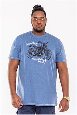 Sport, Camisetas M. Corta, 110862, INDIGO