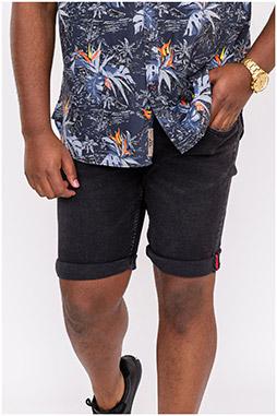 Pantalones, Bermudas, 110867, ANTRACITA