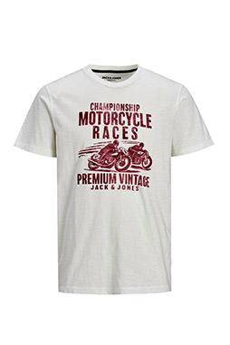 Sport, Camisetas M. Corta, 110897, BLANCO