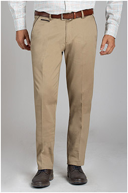 Pantalones, Sport, 110957, BEIGE