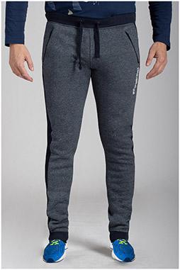 Pantalones, Chandal, 111007, MARINO