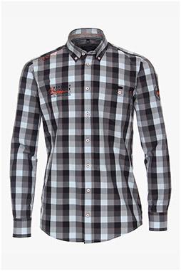 Camisas, Sport Manga Larga, 111016, ANTRACITA