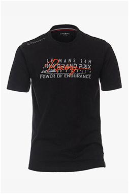 Sport, Camisetas M. Corta, 111019, NEGRO
