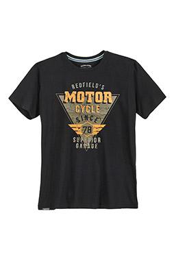 Sport, Camisetas M. Corta, 111095, NEGRO