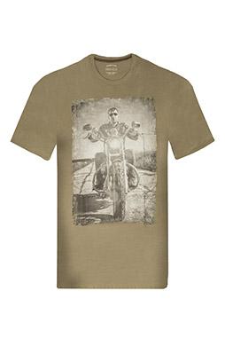 Sport, Camisetas M. Corta, 111106, GRIS MEDIO