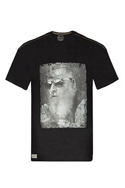 Sport, Camisetas M. Corta, 111108, NEGRO