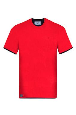 Sport, Camisetas M. Corta, 111110, ROJO