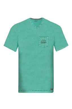Sport, Camisetas M. Corta, 111112, VERDE