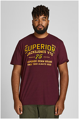 Sport, Camisetas M. Corta, 111138, GRANATE
