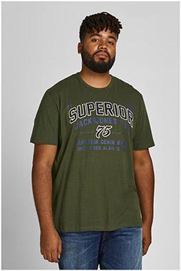 Sport, Camisetas M. Corta, 111140, OLIVA