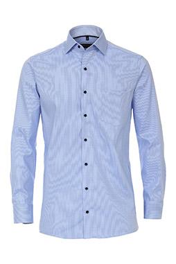 Camisas, Vestir Manga Larga, 111203, CELESTE