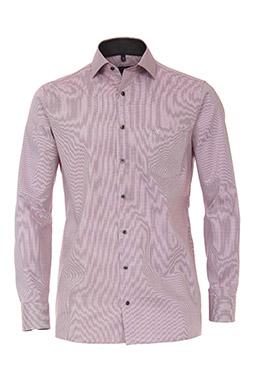 Camisas, Vestir Manga Larga, 111203, ROSA