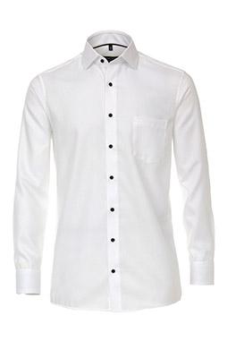 Camisas, Vestir Manga Larga, 111203, BLANCO